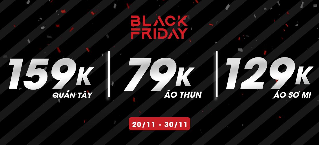 Black Friday 2020 - Center