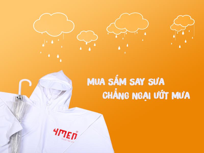 mua sắm say sưa chẳng ngại ướt mưa_center