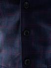 Áo GiLê NAZAFU Xanh Đen AG1115