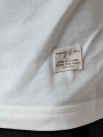 Áo Polo Trơn Gắn Nhãn PO028 Màu Trắng