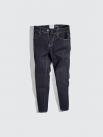 Quần Jeans Trơn Form Slimfit QJ022 Màu Xanh Đen
