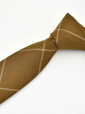 Cà Vạt Caro CV012