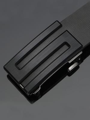 Thắt Lưng Khóa Tự Động TL048 Màu Đen