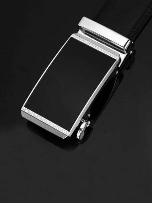 Thắt Lưng Nam Đen TL436