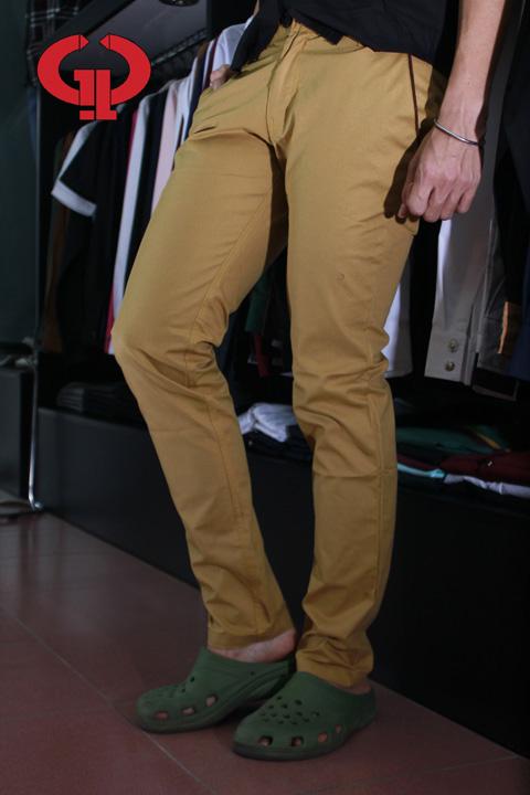 Quần kaki d04 nghệ - 2