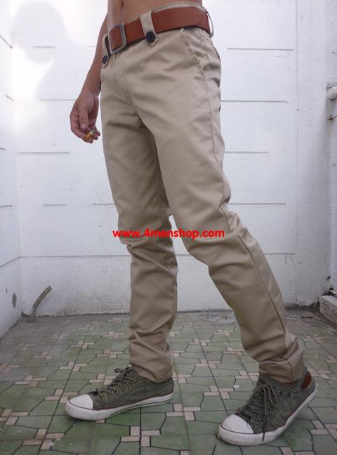 Quần kaki d94 kem - 1