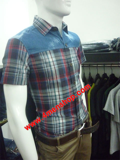 Sơ mi denim jeans s020 - 2