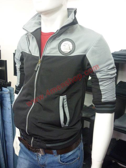 Áo khoác adidas k40 đen - 2