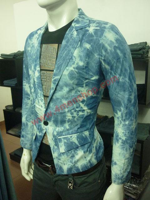 Áo vest denim v001 - 2