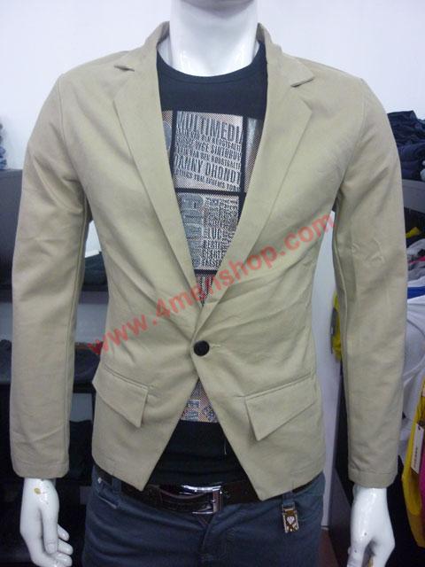 Áo vest kaki v002 - 1