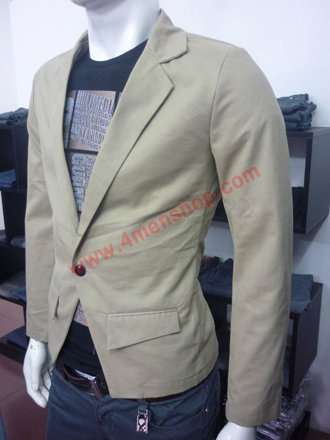 Áo vest kaki v002 - 2