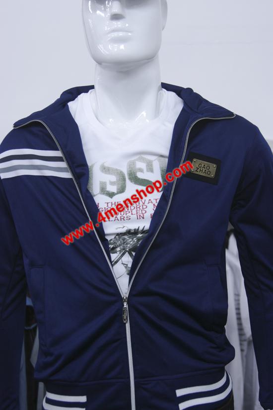 Áo khoác k0038 xanh đậm - 3
