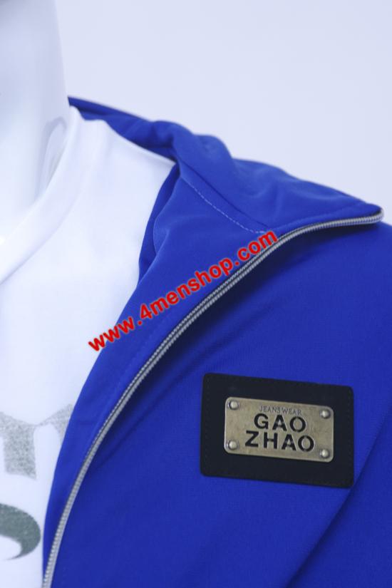 Áo khoác k0038 xanhnhạt - 3