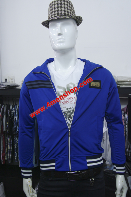 Áo khoác k0038 xanhnhạt - 2