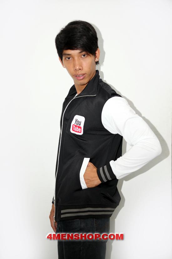 Áo khoác k050 đen - 2