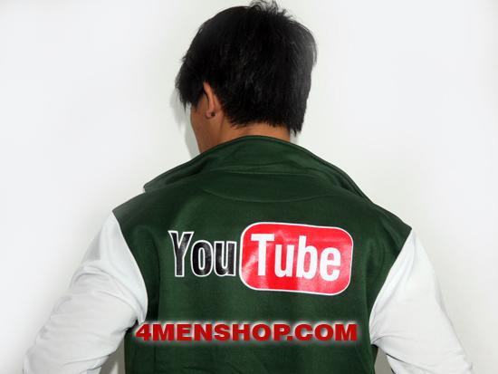 Áo khoác k050 xanh rêu - 3