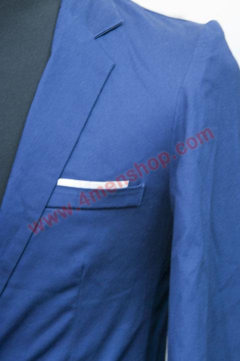 Áo vest v010 xanh - 2