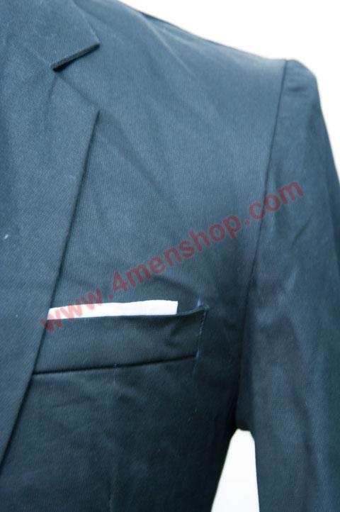 Áo vest v010 xanh đen - 1