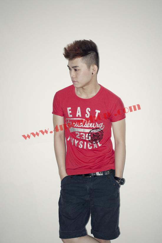 Áo thun teen at0116 đỏ - 2