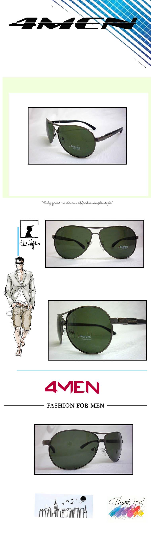 Mắt kính nam đen mkf002 - 1