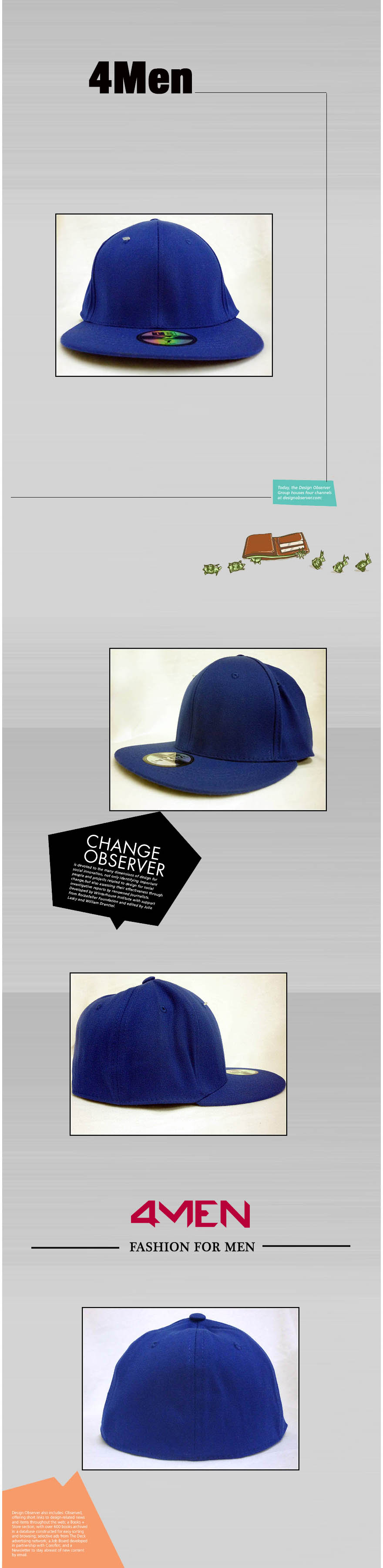 Nón hiphop xanh dương nf020 - 1