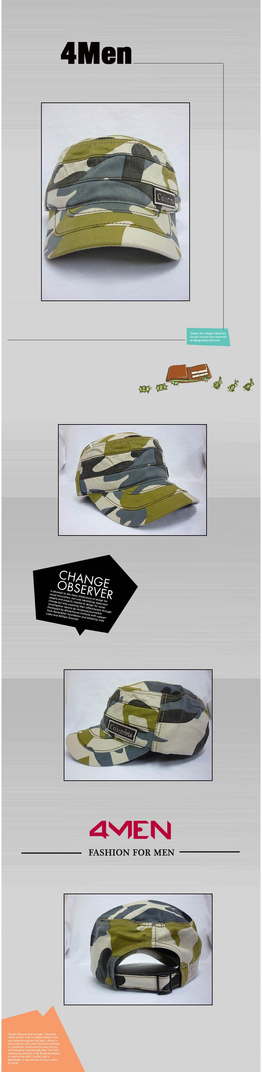 Nón lính rêu nf018 - 1