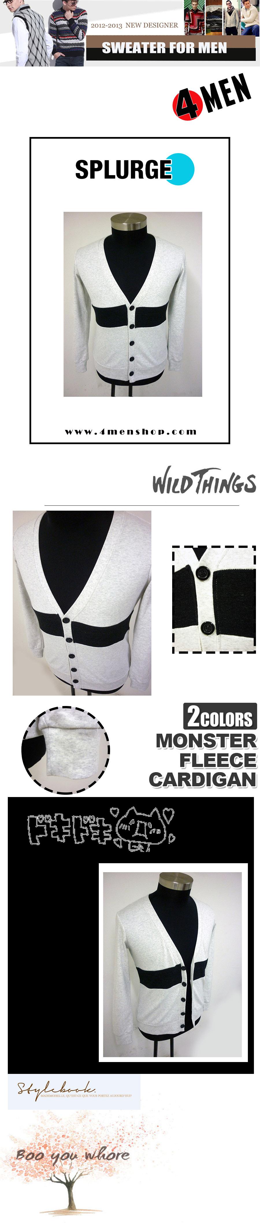 Áo khoác cardigan xám chuột ac058 - 1