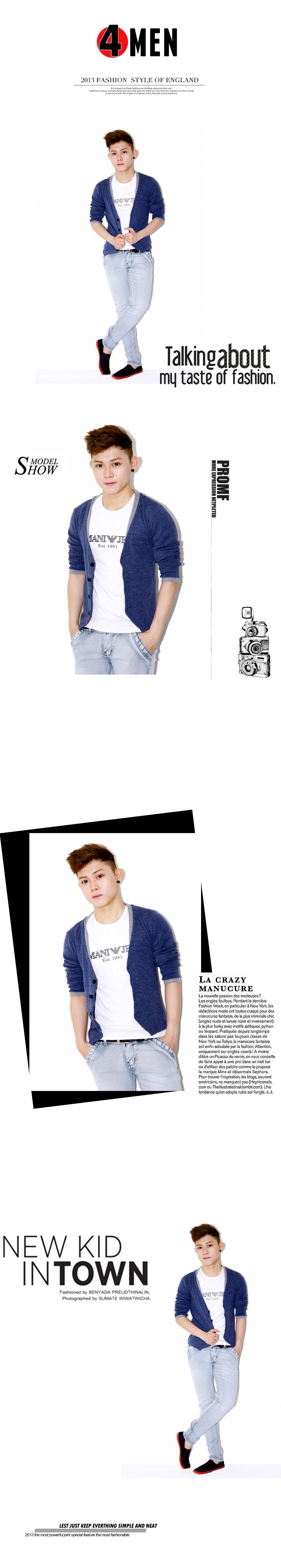 Áo khoác cardigan xanh dương ac056 - 1