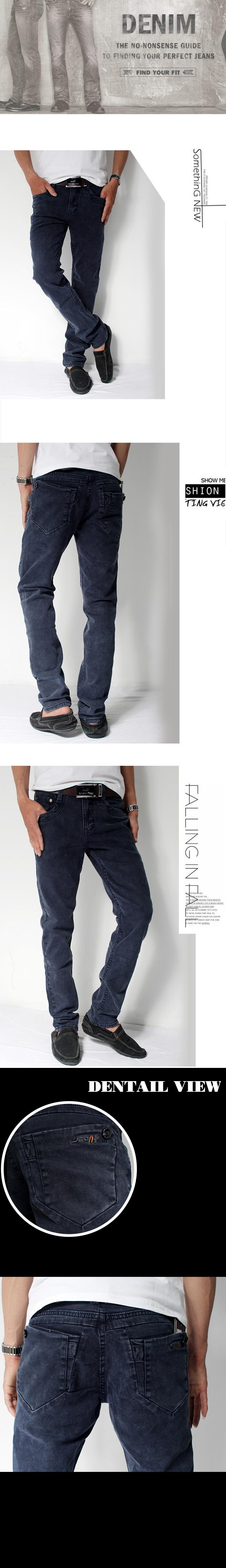 Quần jean xanh đen qj1133 - 1