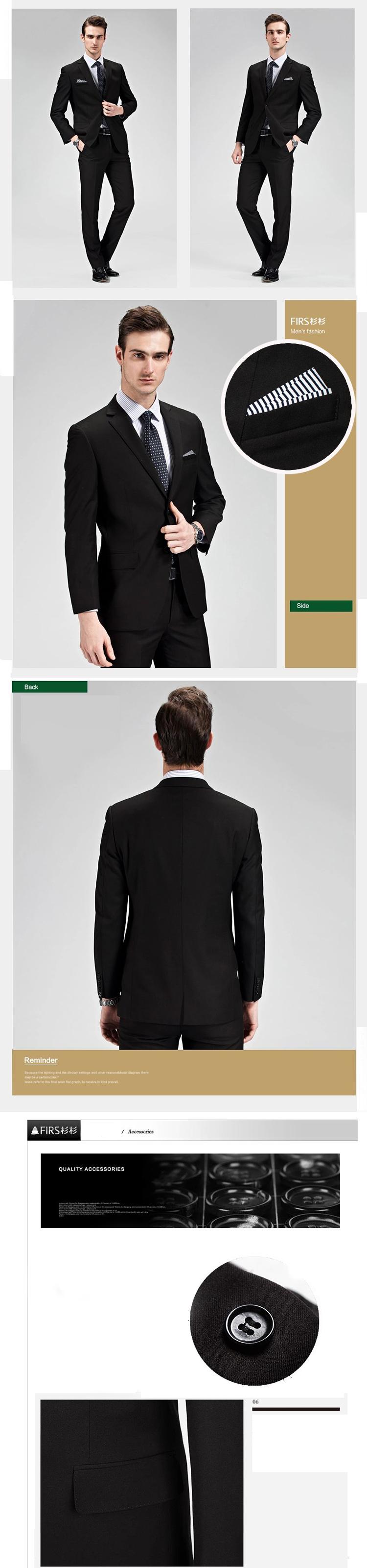 Áo vest cao cấp đen av2l1021 - 1