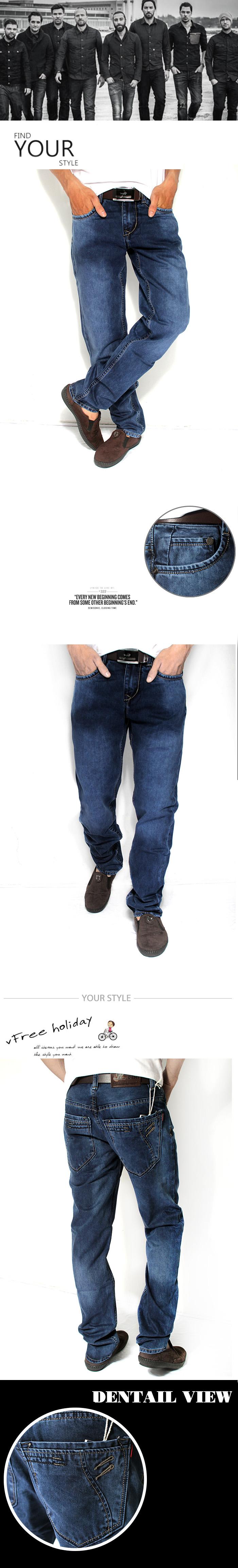 Quần jean ống đứng xanh đen qj1174 - 1
