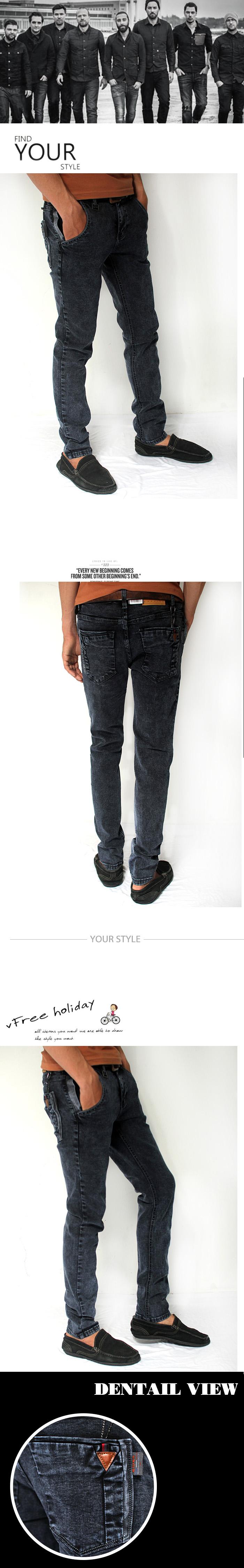 Quần jean xanh đen qj1161 - 1