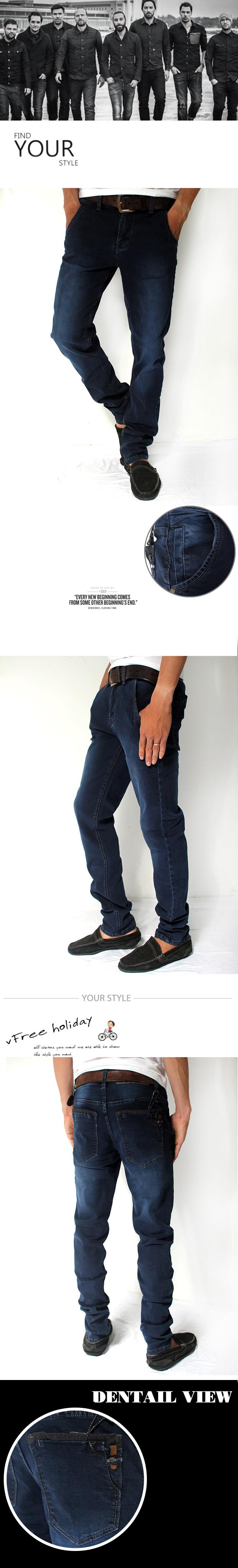 Quần jean xanh đen qj1163 - 1