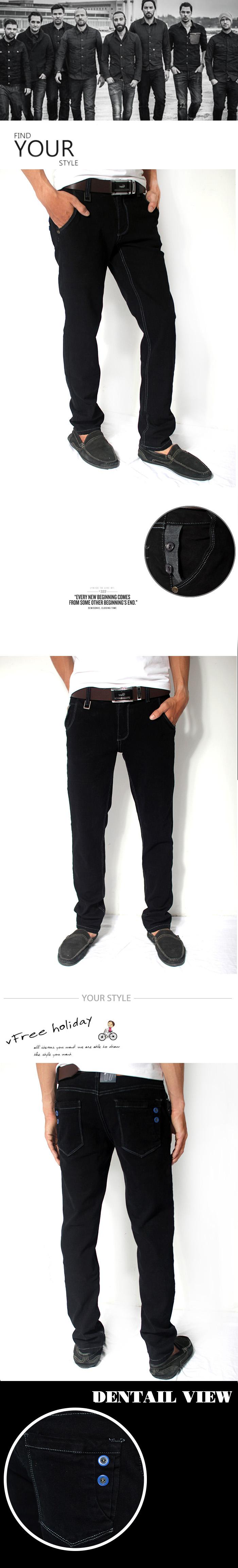 Quần jean xanh đen qj1164 - 1