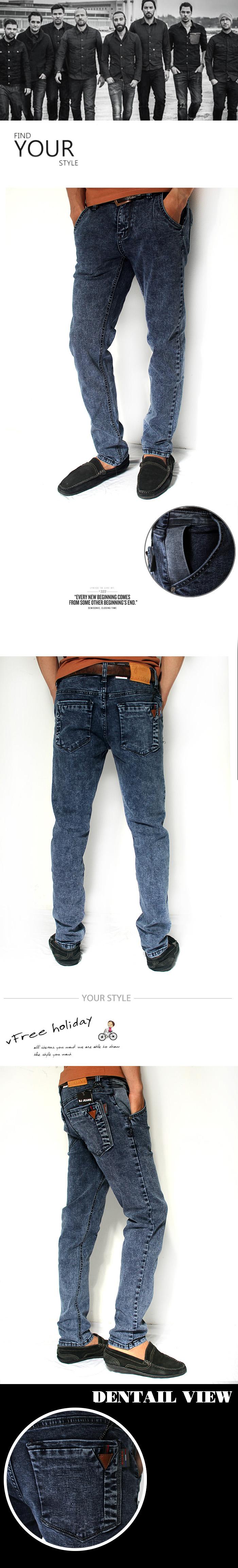 Quần jean xanh đen qj1165 - 1