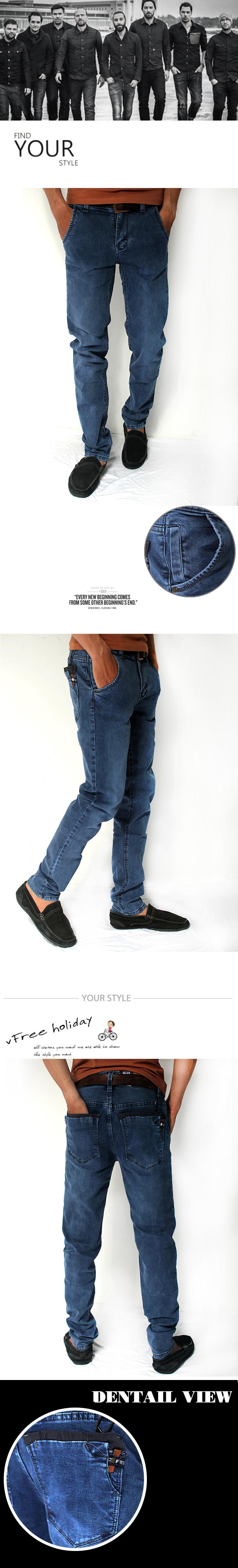 Quần jean xanh đen qj1166 - 1