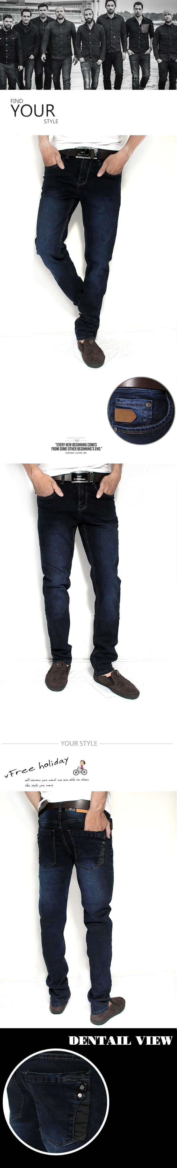 Quần jean xanh đen qj1179 - 1