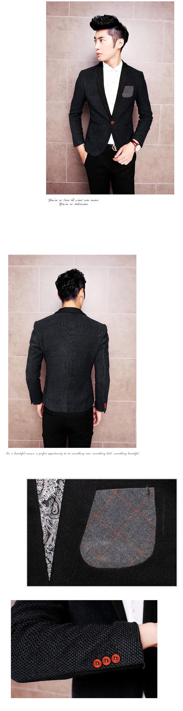 Áo vest cao cấp đen av2l1027 - 1