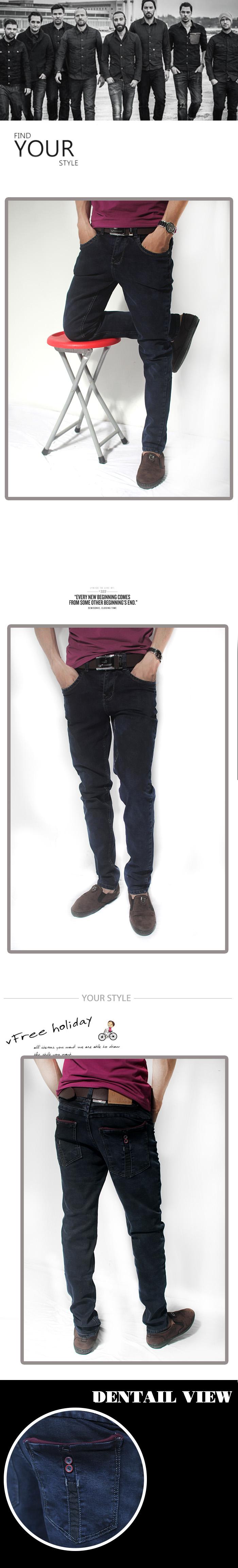 Quần jean xanh đen qj1185 - 1