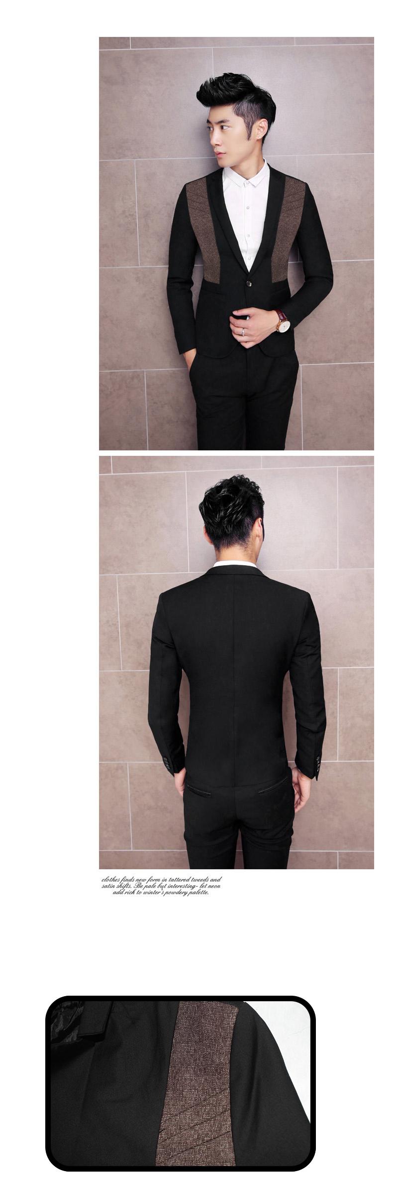 Áo vest thời trang đen av2l1044 - 1