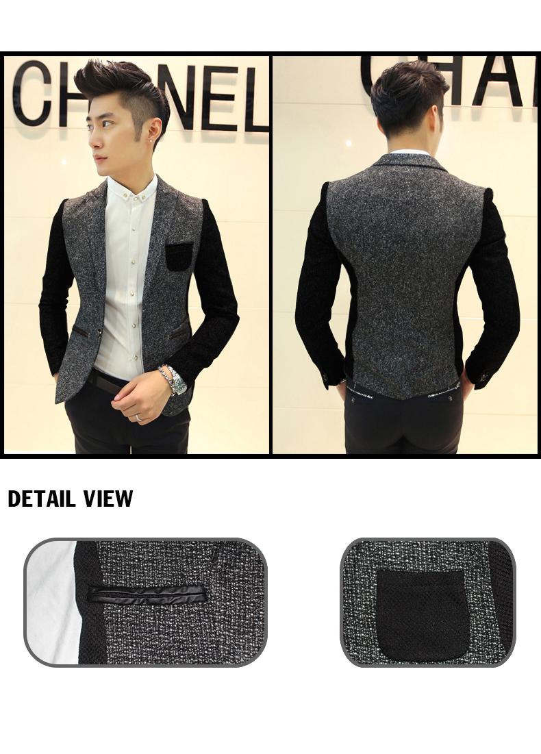 Áo vest thời trang đen av2l1042 - 1