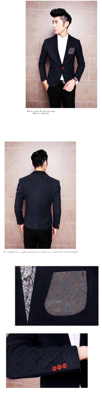 Áo vest cao cấp xanh đen av2l1050 - 1