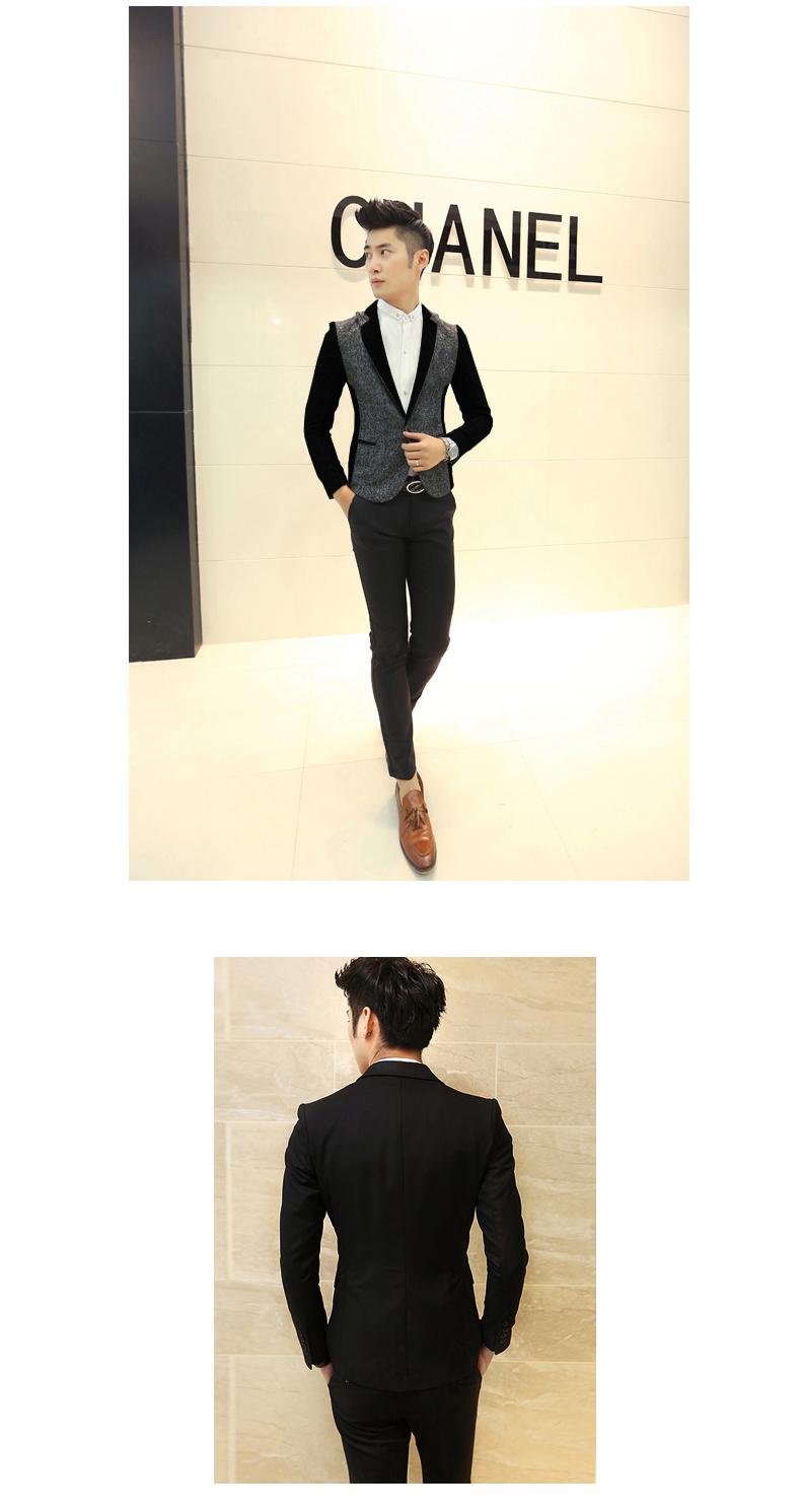 Áo vest thời trang xám chuột av2l1048 - 1