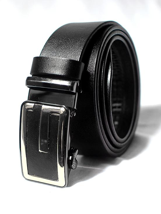 Thắt lưng nam chữ g đen tl69 - 1