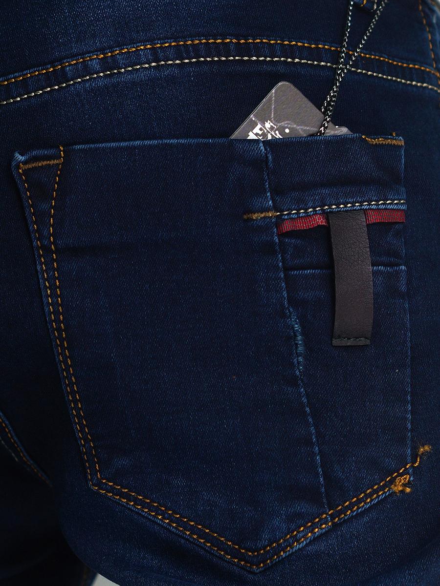 Quần jean xanh đen qj1231 - 4