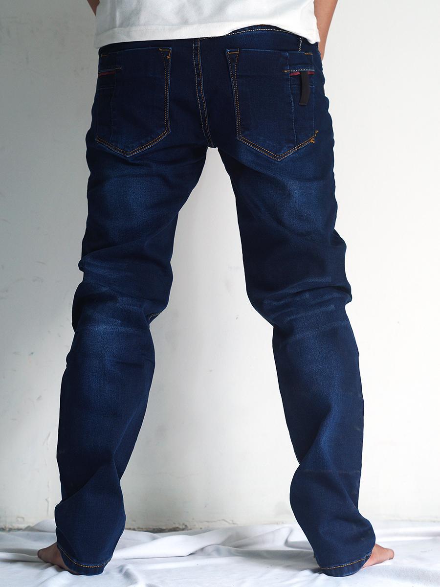 Quần jean xanh đen qj1231 - 3
