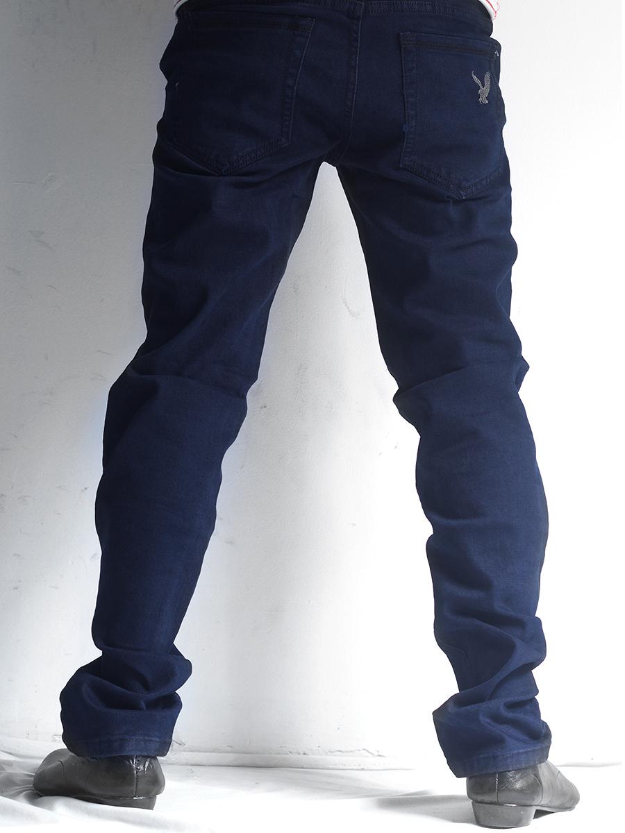 Quần jean xanh đen qj1233 - 2