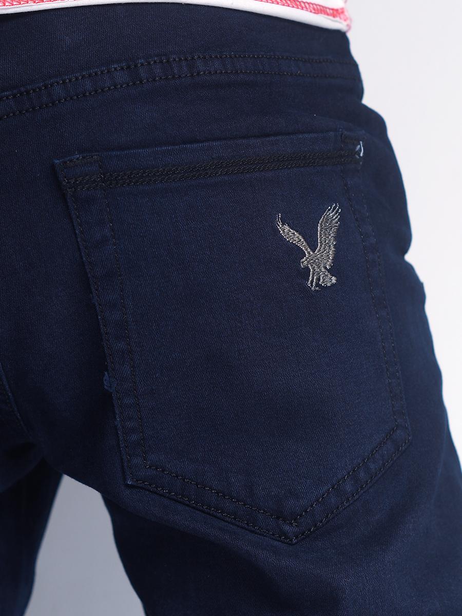 Quần jean xanh đen qj1233 - 3