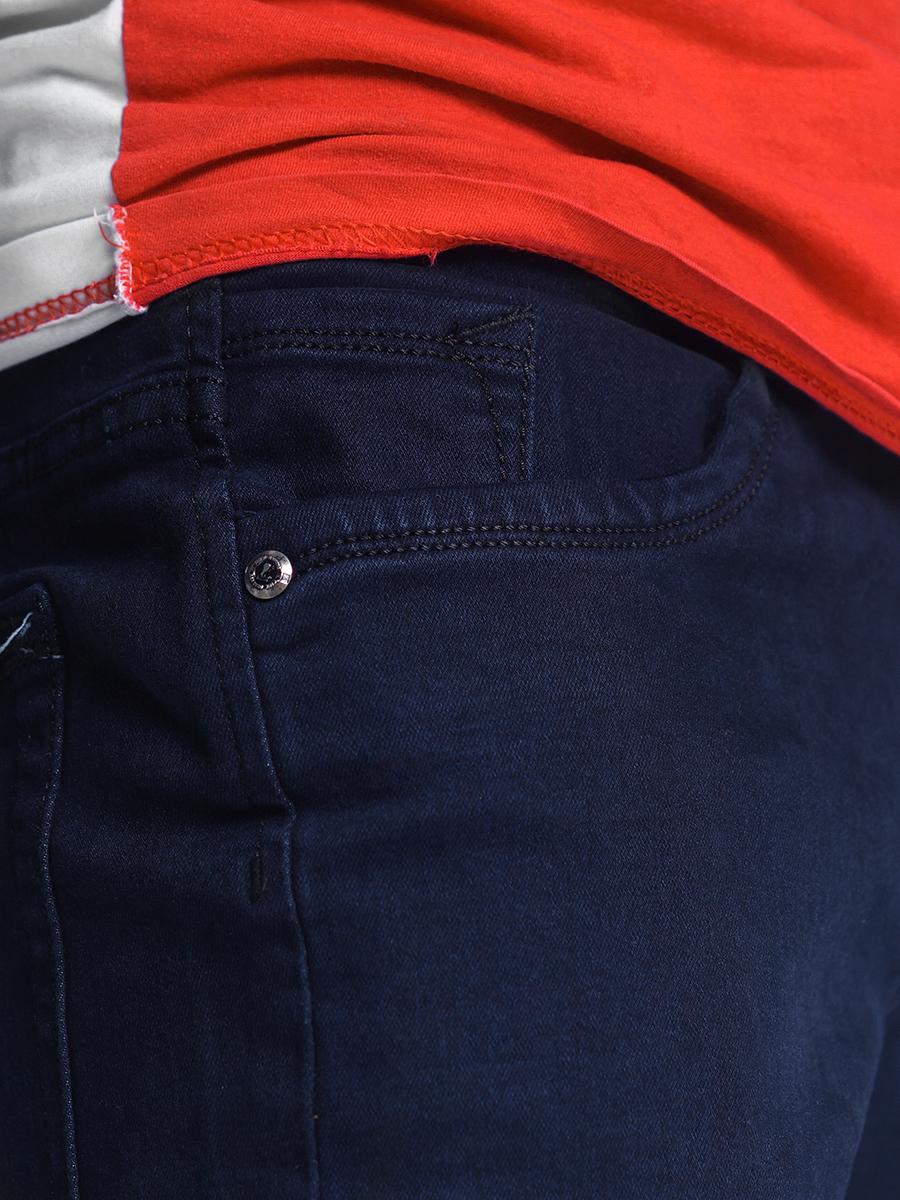 Quần jean xanh đen qj1233 - 4