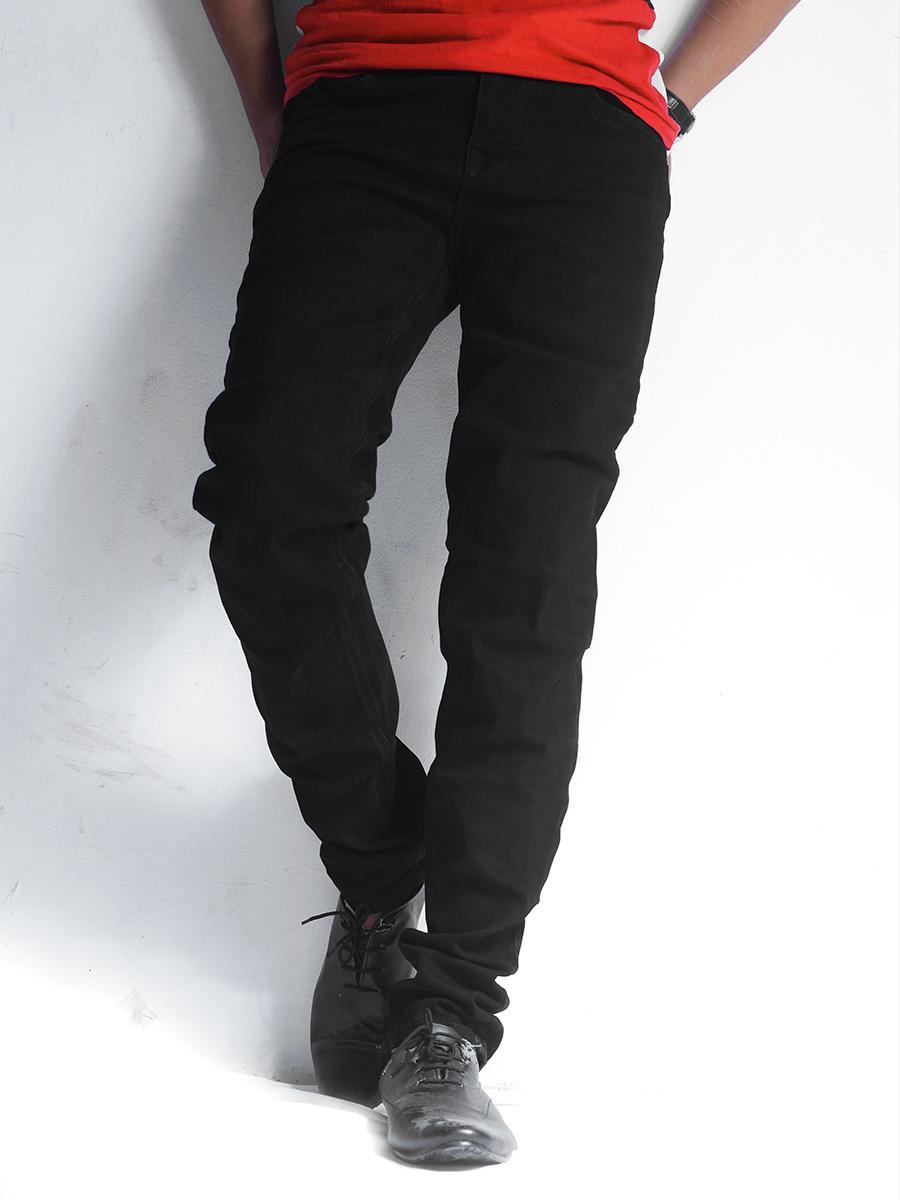 Quần jean đen qj1234 - 1